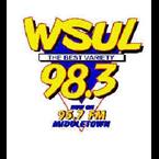 WSUL - 98.3 FM Monticello, NY