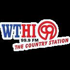 WTHI-FM - Hi 99 99.9 FM Terre Haute, IN