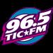 96.5 TIC (WTIC-FM)