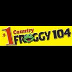 WOGY - Froggy 104 104.1 FM Jackson, TN