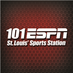 WXOS - 101 ESPN 101.1 FM East Saint Louis, IL