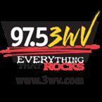 WWWV - 3WV 97.5 FM Charlottesville, VA
