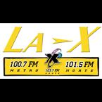 WXYX - La-X 100.7 FM Bayamón, PR