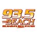 The Beach (WZBH) - 93.5 FM