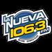 La Nueva (WXDJ-HD2) - 106.7 FM
