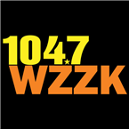 WZZK-FM - 104.7 FM Birmingham, AL