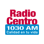 XEQR - Radio Centro 1030 AM Mexico City, DF
