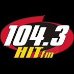 XHTO - Hit FM 104.3 FM Ciudad Juárez, CH