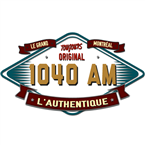 CJMS - 1040 AM Saint-Constant, QC