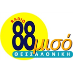 88 Miso FM - 88.5 FM Thessaloniki