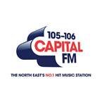 Galaxy North East - 106.4 FM Wallsend
