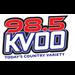 KVOO-FM - 98.5 FM