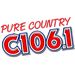 Pure Country C-106.1 (KWKZ)