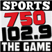 The Game (K274AR) - 102.7 FM