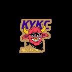 KYKC - 100.1 FM Byng, OK