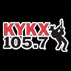 KYKX - 105.7 FM Longview, TX