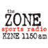 The Zone (KZNE) - 1150 AM