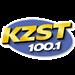 KZST - 100.1 FM