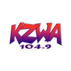 KZWA - Vibe 105 104.9 FM Moss Bluff, LA