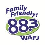 Radio W245AN - WAFJ 96.9 FM Milledgeville, GA Online