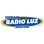 WWDJ - Radio Luz 1150 AM Boston, MA
