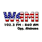WAMI-FM - 102.3 FM Fort Deposit, AL