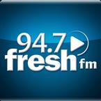 94.7   94.7 Fresh FM (Hot AC)