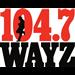 WAYZ-FM - 104.7 FM