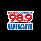 WBAM-FM - 98.9 FM Montgomery, AL