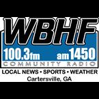 WBHF - 1450 AM Cartersville, GA