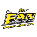 KDKA-FM - 93.7 The Fan Pittsburgh, PA