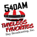 Timeless Favorites 540AM (WGOP)
