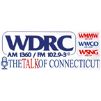 WDRC - 1360 AM Hartford, CT