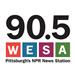 WESA - 90.5 FM