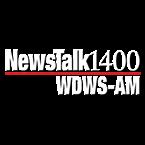 WDWS - 1400 AM Champaign, IL