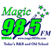 Magic 98.5 (WEOA) - 1400 AM