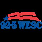 WESC-FM - 92.5 FM Greenville, SC