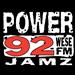 Power 92 Jamz (WESE) - 92.5 FM