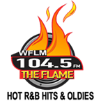 WFLM - The Flame 104.7 FM White City, FL