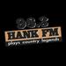 Hank FM (WGCO) - 98.3 FM