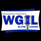WGIL - Galesburg Radio 14 1400 AM Galesburg, IL