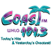 Coast 101.3 (WHLG)