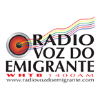 WHTB - Radio Voz Do Emigrante 1400 AM Fall River, MA