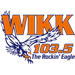The Eagle (WIKK) - 103.5 FM