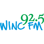 92.5 | WINC-FM (Adult Contemporary)