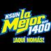 La Mejor FM (KSUN) - 1400 AM