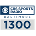 CBS Sports Radio 1300 (WJZ-HD2) - 105.7 FM