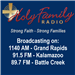 Holy Family Radio (WVHF) - 1140 AM