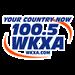 WKXA - 100.5 FM