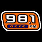 Acre FM - 98.1 FM Rio de Janeiro